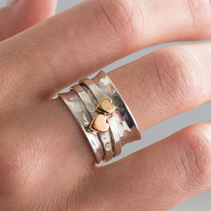 Thurs 2 Aug / Spinner Ring Workshop