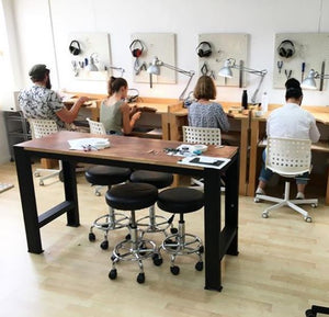Sat 14 & Sun 15 Mar / Introduction to Jewellery Making (weekend intensive)