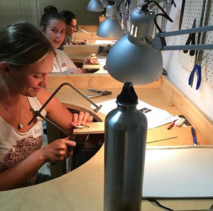 Sat 15 & Sun 16 May / Introduction to Jewellery Making & Stone Setting (weekend workshop)