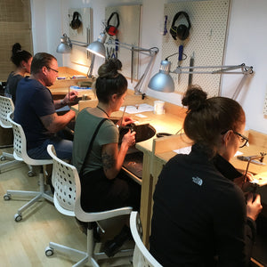 Sat 9 & Sun 10 Mar  / Introduction to Jewellery Making Intensive