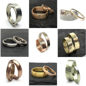 Forged in Love Wedding Ring Workshop