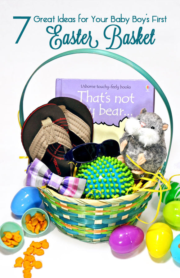 Blog my favorite pal 7 items for babys first easter basket negle Images