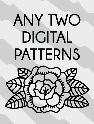 Any Two Digital Patterns