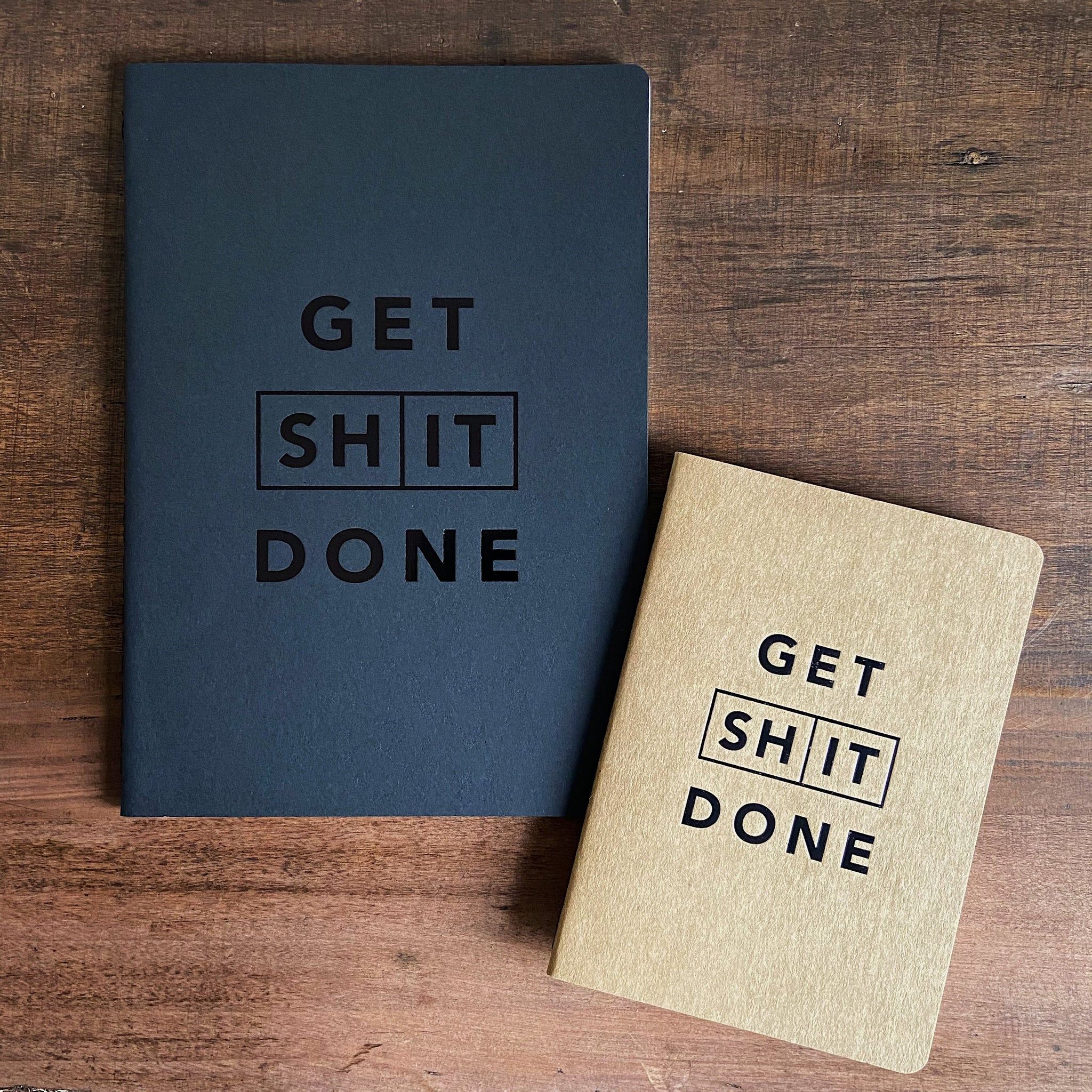 Get Shit Done – Classic Notebook
