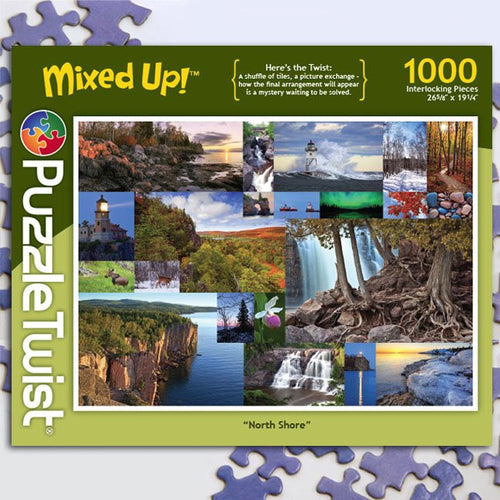 North Shore :: Jigsaw Puzzle