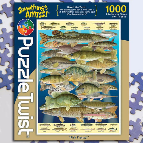 Fish Frenzy! :: Jigsaw Puzzle