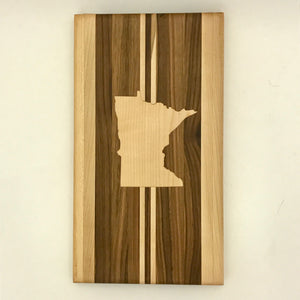 Light Wood MN Cutting Board