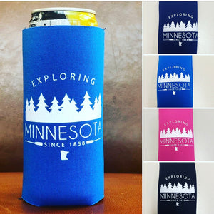 Minnesota Slim Can Koozie