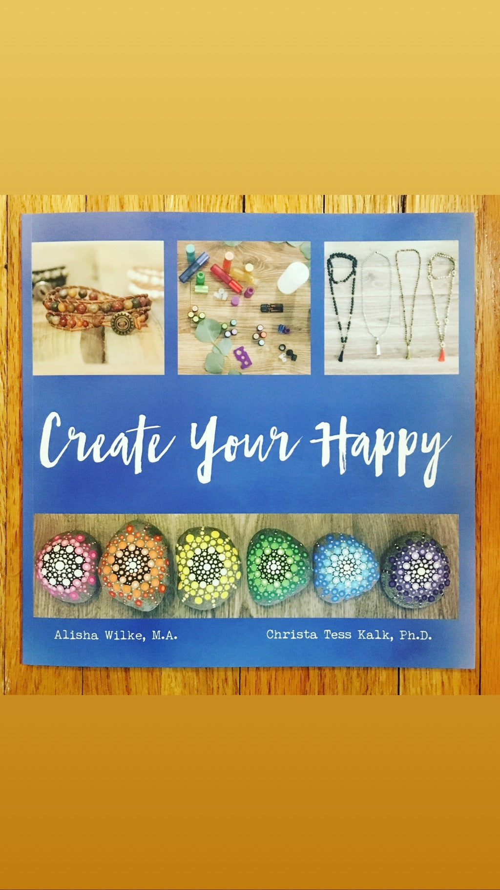 Create Your Happy Book