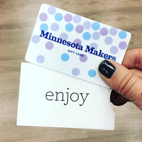 Minnesota Makers Gift Card