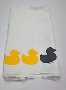 Duck Duck Grey Duck Tea Towel