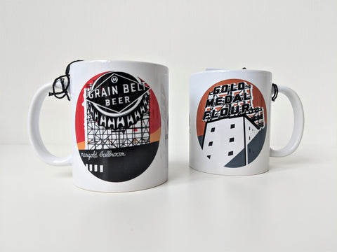 Iconic Sign Mugs