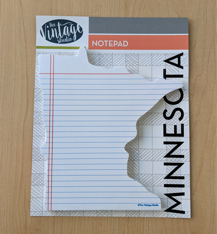 Minnesota Notepad
