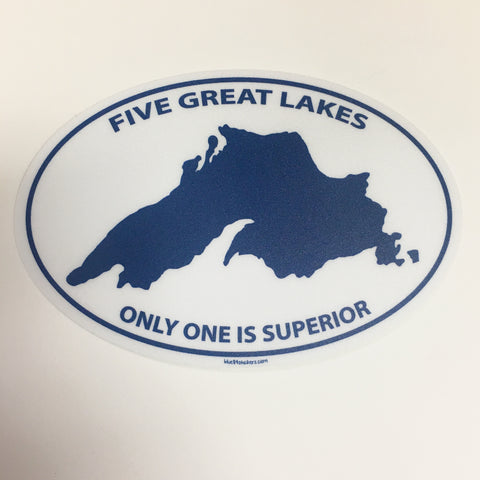 Lake Superior Sticker