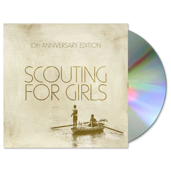 SCOUTING FOR GIRLS 10TH ANNIVERSARY EDITION - 2CD