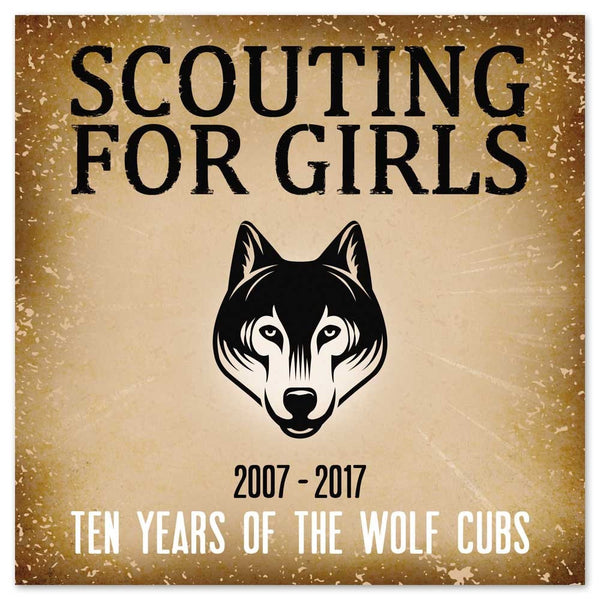 SCOUTING FOR GIRLS POSTER