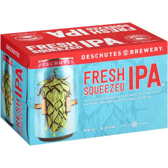 Deschutes Fresh Squeezed IPA 6-Pack