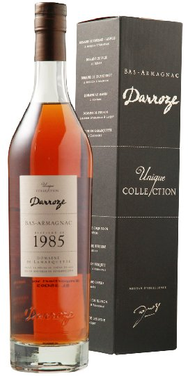 Darroze Bellair Bas Armagnac '85