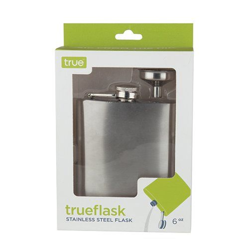 Trueflask Stainless Steel Flask