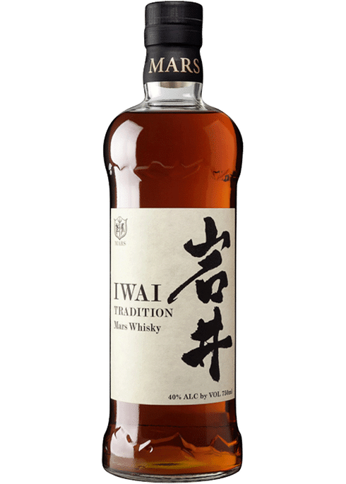 Iwai Mars Tradition Japanese Whiskey