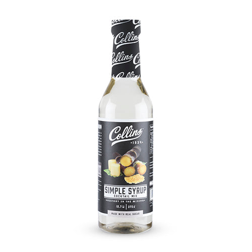 Collins Simple Syrup 375 ml