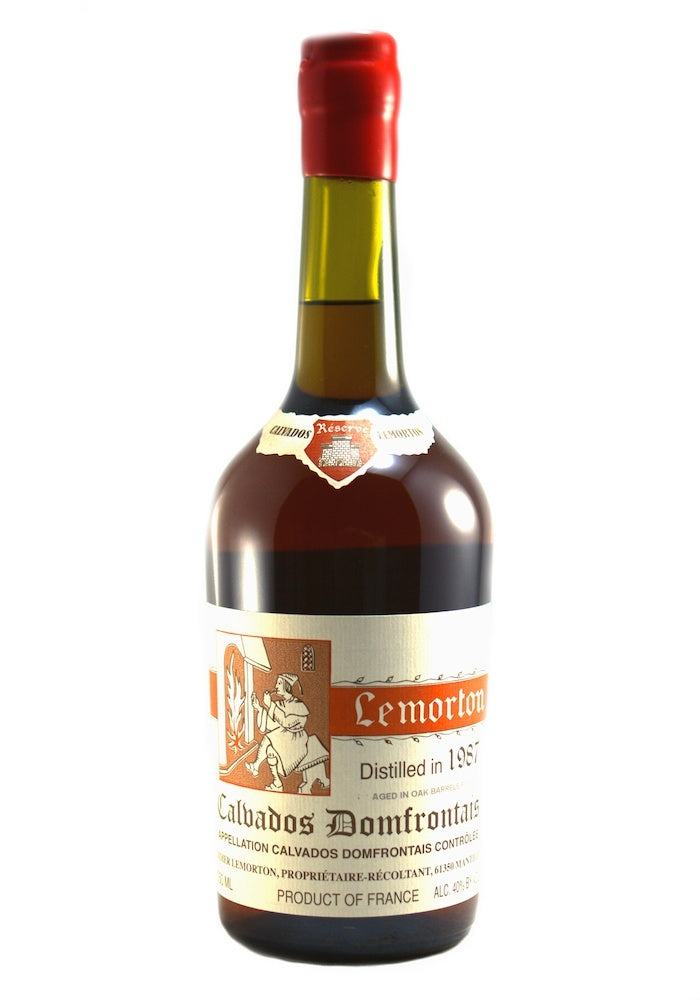 1987 LeMorton Calvados Domfrontais