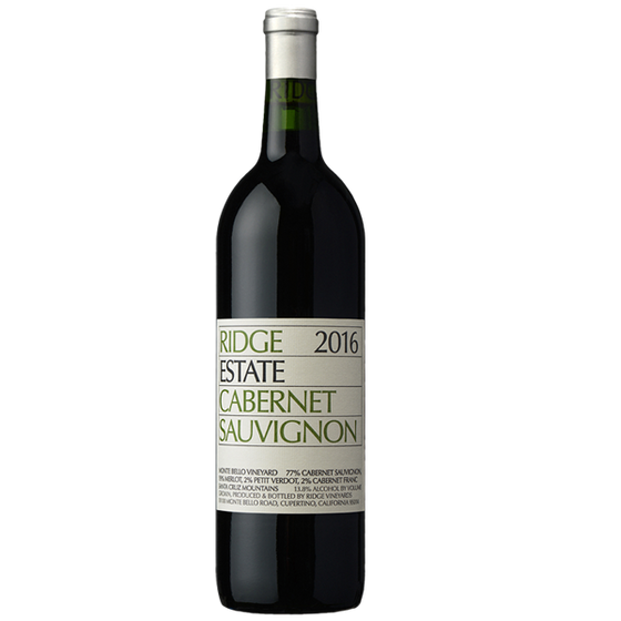 Ridge Estate Cabernet Sauvignon