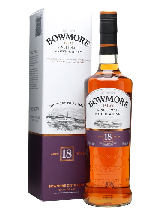 Bowmore Islay Single Malt 18 yr