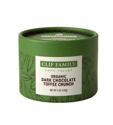 Clif Family Organic Dark Chocolate Toffee Crunch