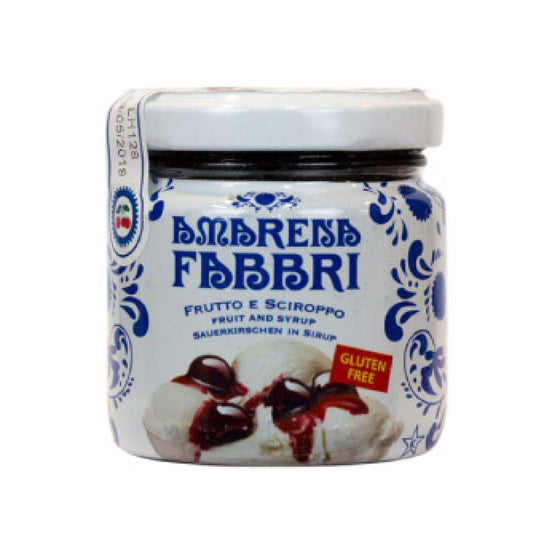 Amarena Fabbri Cherries 4oz