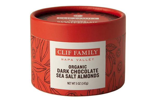 Clif Family Organic Dark Chocolate Sea Salt Almonds