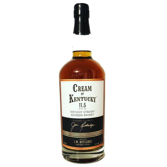 J.W. Rutledge Cream of Kentucky Bourbon Whiskey 11.5yr