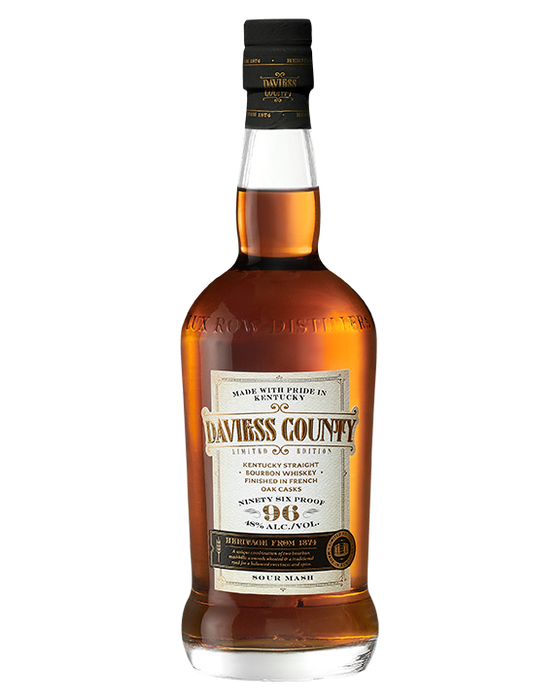 Daviess County Straight Bourbon 'French Oak'