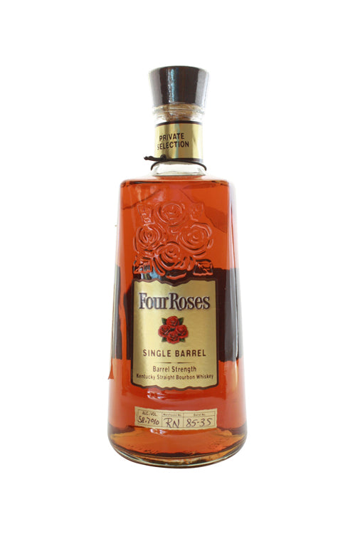 Four Roses Single Barrel Bourbon OESQ PlumpJack Private Selection 2020