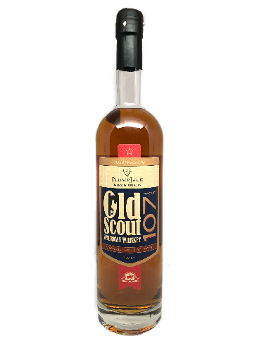 Smooth Ambler Old Scout American Whiskey 107 proof PlumpJack Single Barrel
