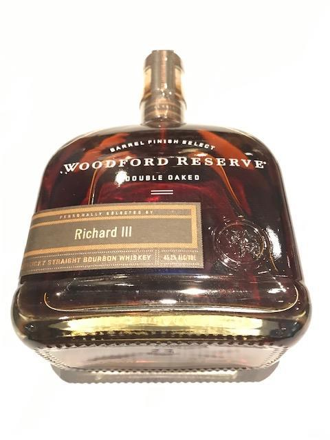 Woodford Reserve Richard III Double Oaked PlumpJack