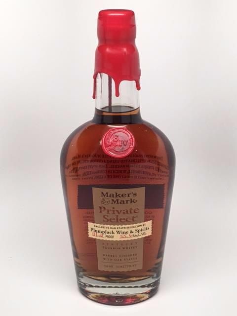 Maker's Mark PlumpJack Private Selection 2020