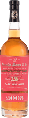 Bruichladdich 12 Year Alexander Murray