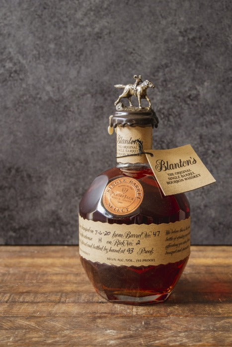 Blanton's Single Barrel Bourbon PlumpJack Private Selection #047