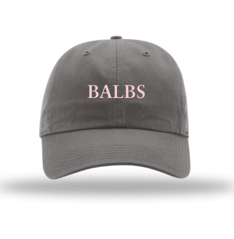 BALBS Hat for Breast Cancer