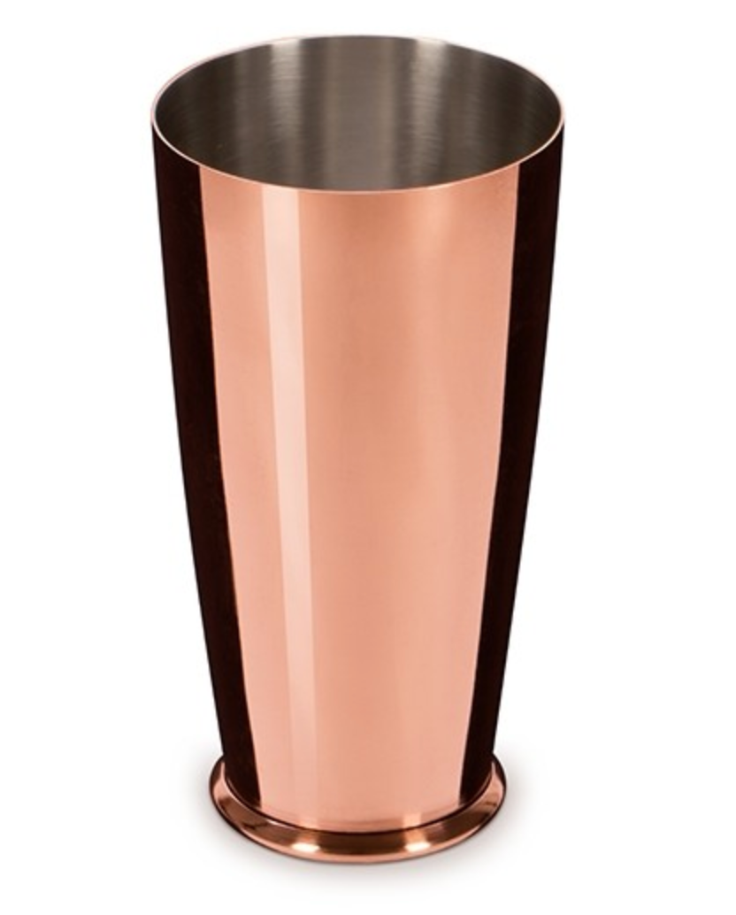 Leopold™ Copper Small Weighted Shaker Tin