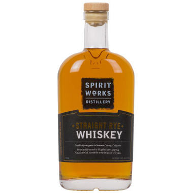 Spirit Works Single Barrel Rye PlumpJack Private Selection