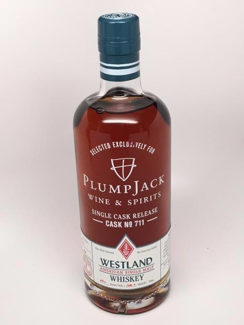 Westland American Single Malt PlumpJack Private Selection