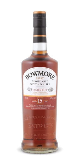 Bowmore 15 Year Scotch Whisky