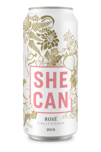 McBride Sisters She Can Rosé Can