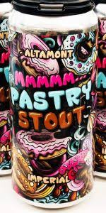 Altamont Mmmmm... Pastry Stout