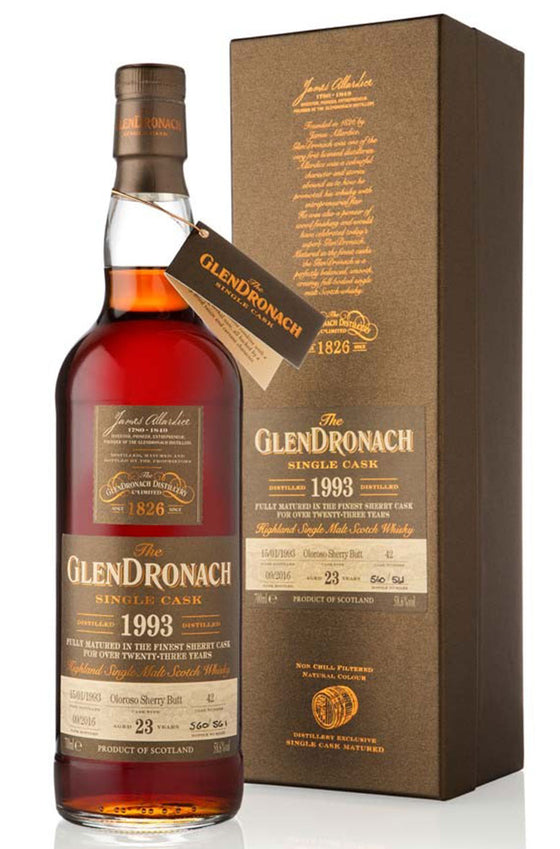 The GlenDronach Single Cask #415 Aged 24 Years