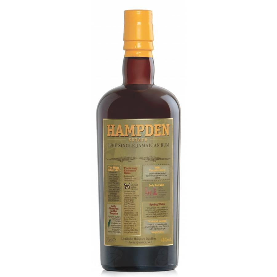 Hampden Estate Single Jamaican Rum