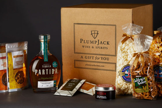 """Jack's Snacks"" Gift Basket"