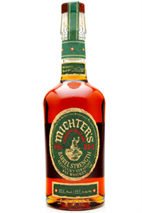 Michter's Barrel Strength Rye Whiskey and Michter's US-1 Rye Whiskey